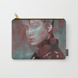 Toxic Silk   Kai Carry-All Pouch