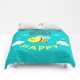 Buzzing life! Comforters