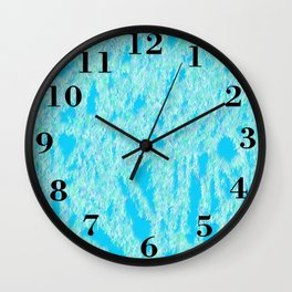 Mindless Doodle One Wall Clock