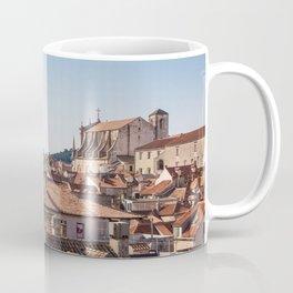 Dubrovnik landscape Coffee Mug