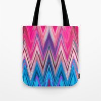 aztec Tote Bags featuring AZTEC by Acus