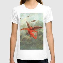 FLYING EVIL T-shirt