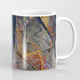River 3 Coffee Mug