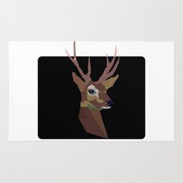 Deer poster picture mug bag rug clock shirt print framed Rug