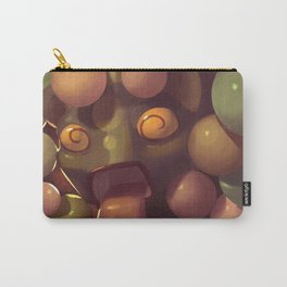 Crazy About Gumballs Carry-All Pouch