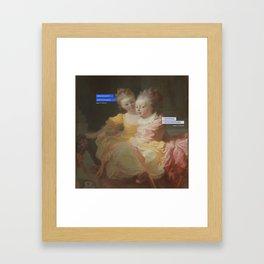 Blink-182 Framed Art Print