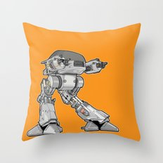 15 seconds to comply Throw Pillow
