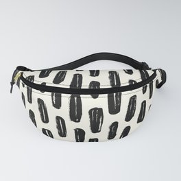 Switched Stitch Fanny Pack