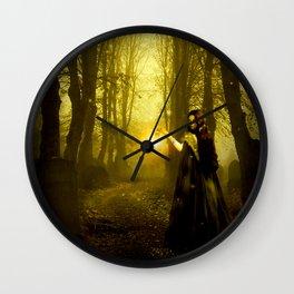 Georgette (the Secret Path) Wall Clock
