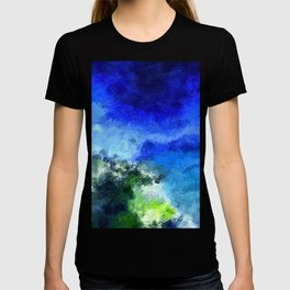 Victimized For Light Sky Blue T-shirt