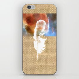 A Balance in the Cosmos iPhone Skin