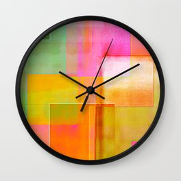 cover up 7 Wall Clock