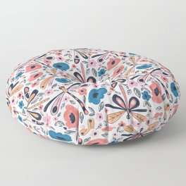 Princes Dragonfly Floor Pillow