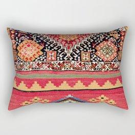 Qashqa'i Nomad Fars Southwest Persian Bag Print Rectangular Pillow