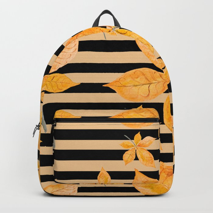 Autumn leaves #14 Backpack