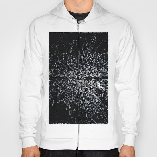 Digital Art Abstract Hoody