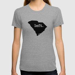 left. (SC edition) T-shirt