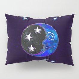 Celestial Moments Bohemian Folk Art Pillow Sham