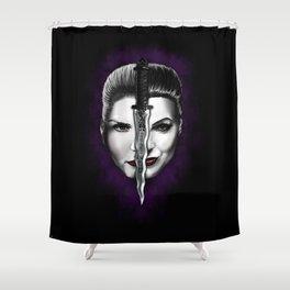 Swan Queen Shower Curtain