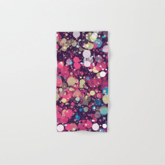 Abstract 34 Hand & Bath Towel