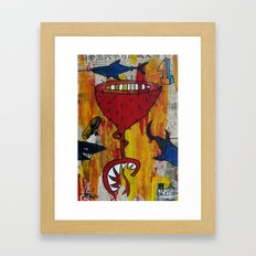 PC's Collectibles 10 Framed Art Print