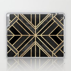 Geo Black Marble Dream Laptop & iPad Skin
