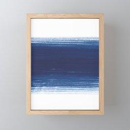 Speed of Light Framed Mini Art Print