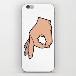 The Circle Game iPhone Skin
