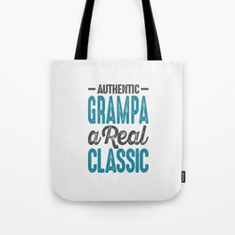 Gift for Grampa Tote Bag