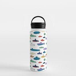 Submarine Squadron Fun Water Bottle