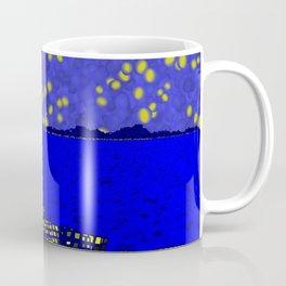Starry Naples Coffee Mug