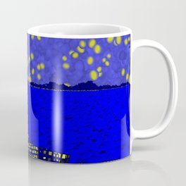 Starry Naples Coffee Mug