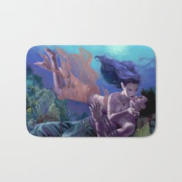 Saving Kiss Bath Mat