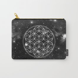 Flower Of Life 004 Carry-All Pouch