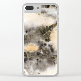 Improvisation 58 Clear iPhone Case