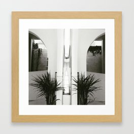 Symmetry #1 Framed Art Print
