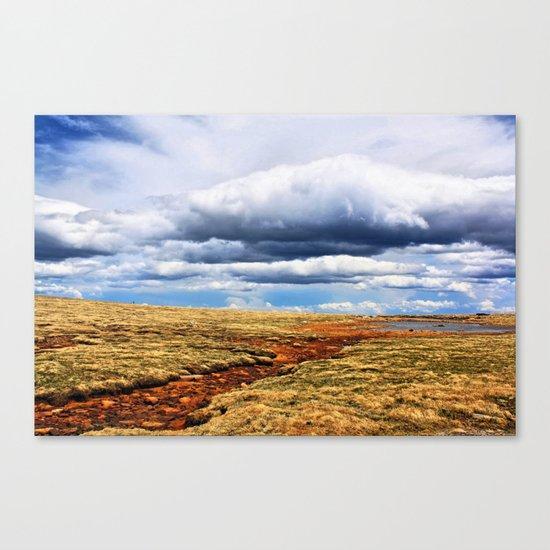 13,000 Feet Canvas Print