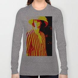 Vintage: Shrimp Long Sleeve T-shirt