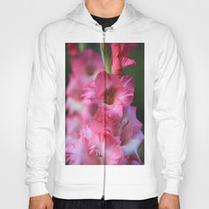Pink Glad you love me Hoody