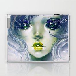 Quixotic - Alien or fairy? Laptop & iPad Skin
