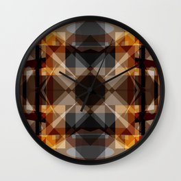 Emotional Tranquility Wall Clock
