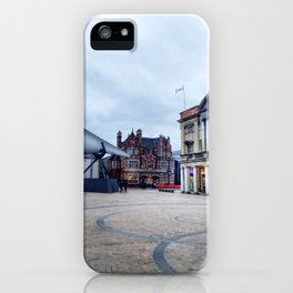 Hull Blade - City of Culture 2017 iPhone Case