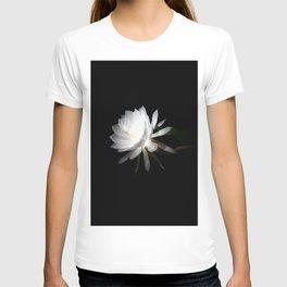 Flower blooming cereus T-shirt