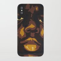 notorious iPhone & iPod Cases featuring NOTORIOUS by T.S. Dines