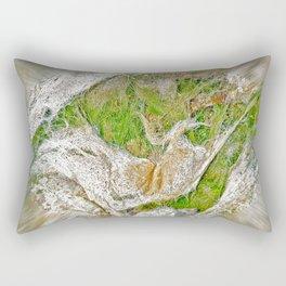 Ocean Grass Rectangular Pillow