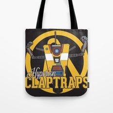 Hyperion Claptraps Tote Bag