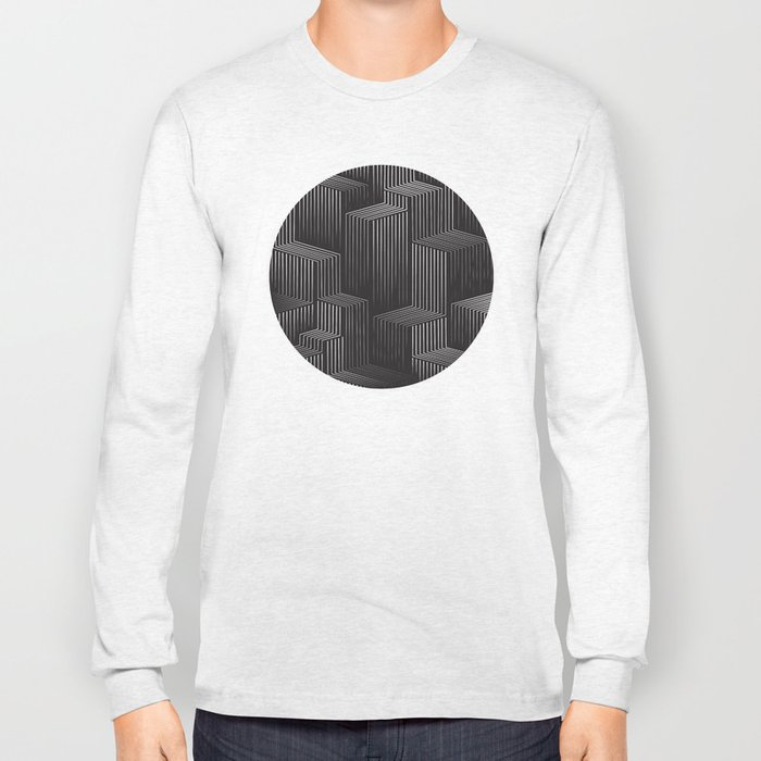 Blocks Long Sleeve T-shirt
