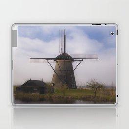 Kinderdijk Windmill III Laptop & iPad Skin