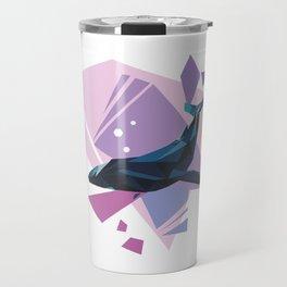 Geometry of the Void Travel Mug