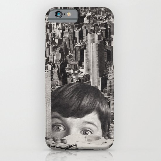 Modern Jungle iPhone & iPod Case